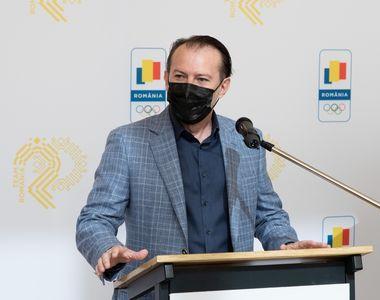 """Premierul Florin Cîţu: """"Noi ne alegem echipa cu care vom conduce România în următorii..."""