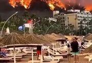 Incendiile puternice din Turcia continuă să facă ravagii, 13 focare fiind scăpate de sub control - VIDEO