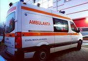 Accident grav în Braşov, cu cinci victime. Doi copii au murit