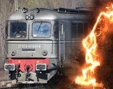 VIDEO | O tânără în vârstă de 15 ani s-a electrocutat după ce s-a urcat pe un tren de...