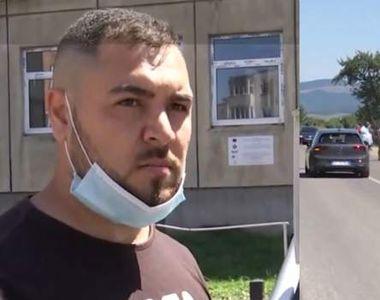 Ce a transmis șoferul care a omorât două fetițe. Accidentul rutier a avut loc în Brașov