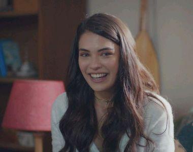 Biran Damla Yılmaz, actrița care o interpretează pe Nehir, în serialul omonim, difuzat...