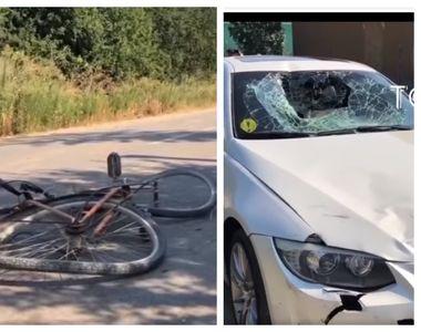 Un șofer băut a lovit mortal o femeie pe bicicletă, într-un sat din Teleorman