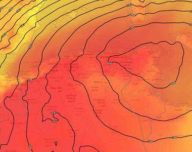 Record de temperatură: țara care a înregistrat 48,5 grade Celsius la umbră