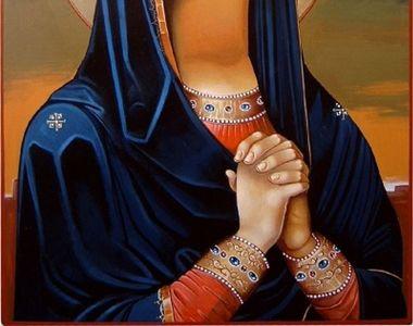 Rugăciune către Sf. Maria: Face minuni pentru sănătate