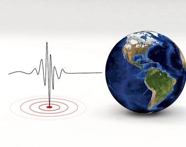 Cutremur în România! Seismul a avut o  magnitudine de 4,2 grade pe scara Richter