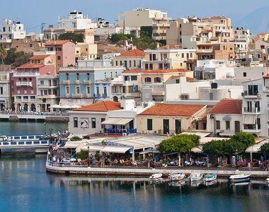 Carantină de noapte pentru oraşul turistic Heraklion,  situat pe insula Creta