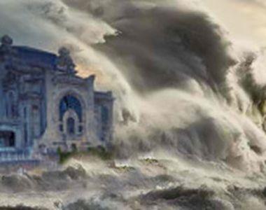 Un ciclon din Marea Neagră ar putea lovi România în perioada următoare