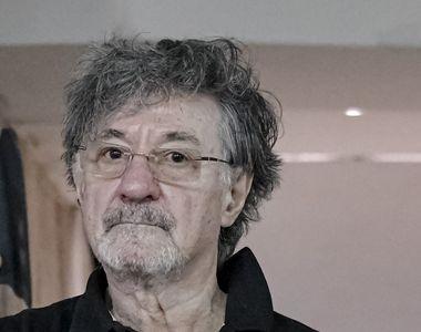 """Actorul Ion Caramitru, internat în spital. """"Suntem năpăstuiţi de soartă"""""""