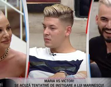 """Victor de la """"Puterea Dragostei"""", acuzat că îl imită pe Cristi Marinescu în..."""