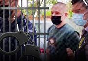 VIDEO | Vlad Obu, tânărul care se distra în timp ce filma și umilea mai multe persoane, a fost reținut de polițiști