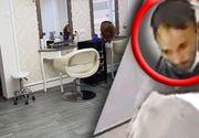 VIDEO | Salon de cosmetică din București, spart în plină zi. Polițiștii îl caută pe autorul jafului, surprins de camerele de supraveghere
