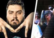 VIDEO | Actorul de stand-up Micutzu a ajuns la poliție, după ce a fost implicat într-o bătaie în Capitală