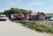 O femeie a murit la spital după gravul accident feroviar care a avut loc luni, 16 august, în județul Cluj