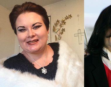 O femeie din SUA susţine că este măritată cu fantoma lui Michael Jackson