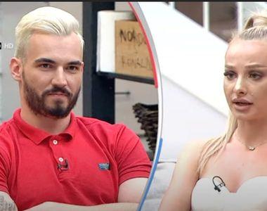 """Final exploziv de relație între Cristi Marinescu și Maria la """"Puterea Dragostei"""""""