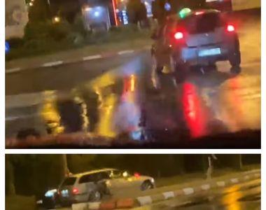 Urmărire de mașini, cu pistolul scos pe geam, la Ploiești. Șofer băut, fără permis,...