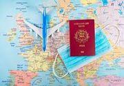 Certificatele digitale COVID-19, valabile şi în Turcia, Ucraina și Macedonia de Nord, pentru turiştii români