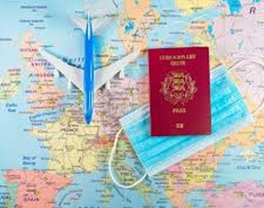 Certificatele digitale COVID-19, valabile şi în Turcia, Ucraina și Macedonia de Nord,...