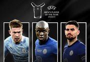 Nominalizările pentru jucătorii şi antrenorii anului, anunţate de UEFA