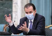 """Ludovic Orban și-a depus candidatura pentru șefia PNL: """"Eu reprezint o certitudine pentru PNL"""""""