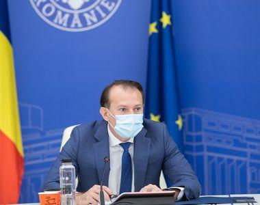 """Florin Cîțu a vorbit despre tichetele oferite celor care se vaccinează: """"Intră în..."""