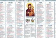 Calendar ortodox 21 august 2021. Ce sfinți sunt pomeniți în această zi