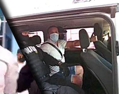 VIDEO   Bărbatul care și-a amenințat rivalul cu moartea într-un live pe Facebook a fost...