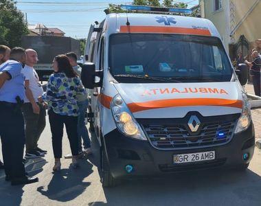 Un bărbat a fost înjunghiat și bătut cu bâta, la Giurgiu, în plină zi. Mai multe...