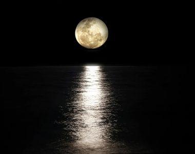 Lună plină august 2021. Ce să nu faci în noaptea în care se produce acest fenomen....
