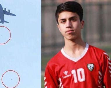 Tragedie. Fotbalist de 19 ani din echipa națională a Afganistanului, printre cei care...