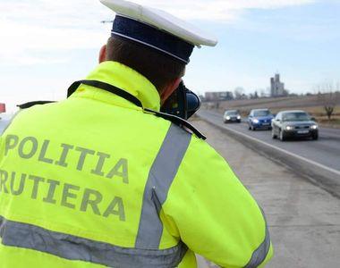 Şofer prins cu 288 de kilometri pe oră, pe Autostrada A3