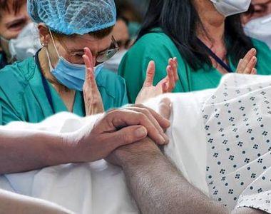 VIDEO   Familiile a doi români aflați în moarte clinică au decis ca organele celor...