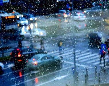 Cod Portocaliu de ploi torențiale și vijelii - Vezi HARTA