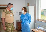 """Autoritățile fac pregătiri pentru valul patru Sars-Cov-2. Mihăilă: """"Avem disponibile 340 de paturi de Terapie Intensivă adulţi, iar pentru copii pot fi puse la dispoziţie 110 paturi ATI"""""""