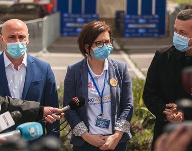 """Ministrul Sănătății: """"Vârful pandemiei s-ar putea să fie la finalul lunii septembrie,..."""