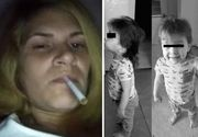 O nouă lovitură pentru mama gemenilor morți la Ploiești: Riscă să rămână și fără al treile copil