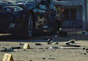 Accident rutier de ultima oră. Sunt implicate două tiruri şi două autoturisme