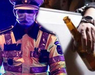 VIDEO   Medic legist în prag de comă alcoolică, prins de polițiști la volan: a provocat...