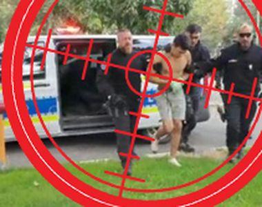 VIDEO | Puștanul evadat de 18 ani a fost PRINS, după 3 zile de căutări