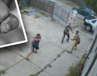 VIDEO   Un pădurar din Dâmbovița a fost snopit în bătaie de mai mulți hoți de lemne...
