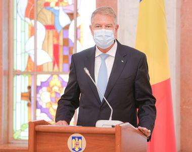 Preşedintele Klaus Iohannis: situaţia de securitate de la Marea Neagră, îngrijorătoare