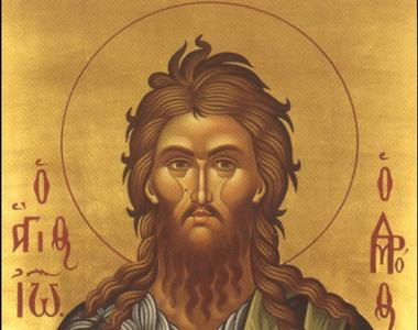 Rugaciune puternică de Taierea capului Sfântului Ioan Botezătorul