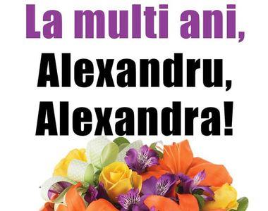 Sfântul Alexandru 2021: Mesaje, felicitări şi urări cu La mulţi ani Alexandru şi Alexandra