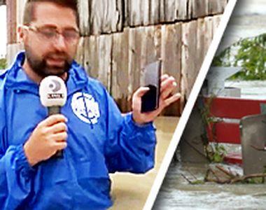 VIDEO   Dezastru la Brașov, acolo unde a plouat într-o zi cât pentru două luni. Sute de...