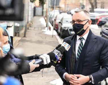 """Sorin Cîmpeanu, anunț pentru toți elevii și părinții acestora: """"Masca, obligatorie şi..."""