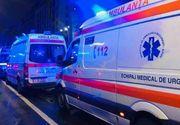 VIDEO | Accident cumplit în fața casei. O copilă de 11 ani și o femeie au murit pe loc