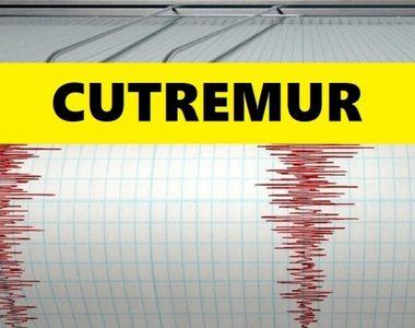 Cutremur în România, azi, 1 septembrie 2021