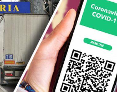 VIDEO | Bulgaria schimbă regulile de călătorie: românii pot trece granița doar cu...