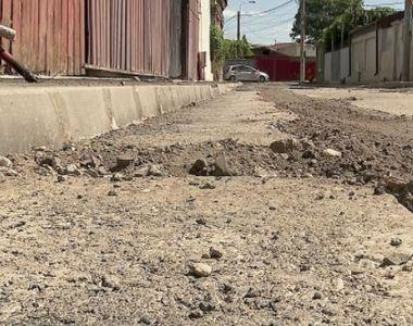 VIDEO | Situație de-a râsul plânsul la Galați! O stradă asfaltată după ani de zile a...